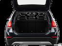 2014 BMW X1 Trunk open