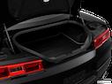 2014 Chevrolet Camaro Trunk open