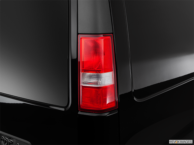 2014 Chevrolet Express Cargo Passenger Side Taillight
