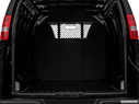 2014 Chevrolet Express Cargo Trunk open