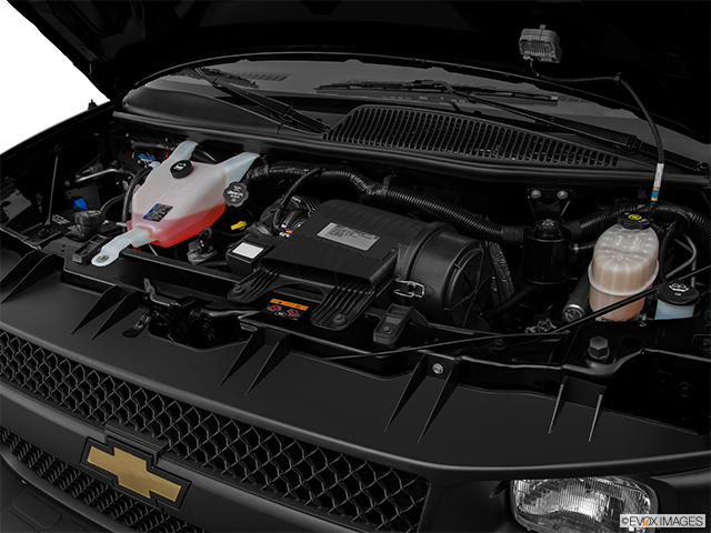 2014 Chevrolet Express Cargo Engine