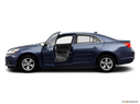 2014 Chevrolet Malibu Driver's side profile with drivers side door open
