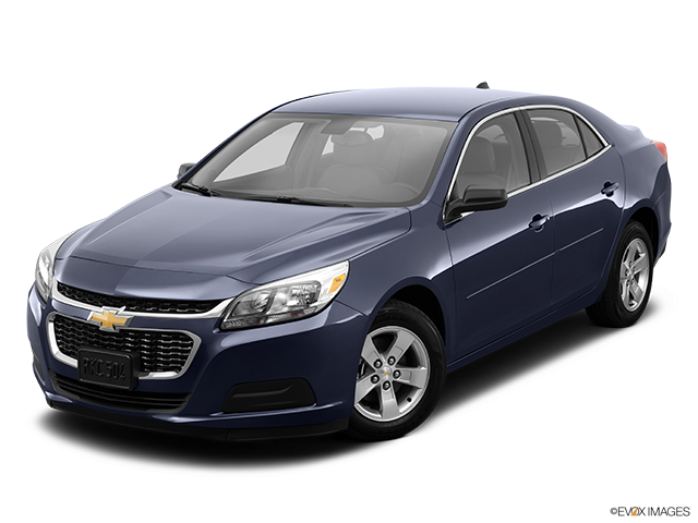 2014 Chevrolet Malibu Front angle view