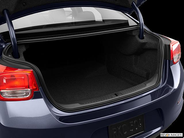 2014 Chevrolet Malibu Trunk open