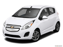 2014 Chevrolet Spark EV Front angle view