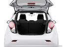 2014 Chevrolet Spark EV Trunk open
