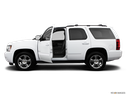 2014 Chevrolet Tahoe Driver's side profile with drivers side door open