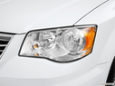 2014 Chrysler Town and Country Drivers Side Headlight