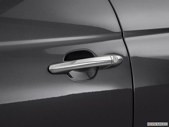 2014 FIAT 500 Drivers Side Door handle