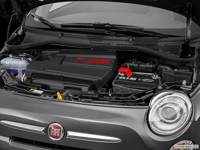 2014 FIAT 500 Engine