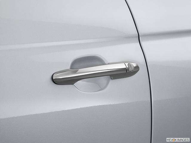 2014 FIAT 500e Drivers Side Door handle