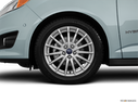 2014 Ford C-MAX Hybrid Front Drivers side wheel at profile