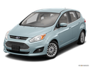 2014 Ford C-MAX Hybrid Front angle view
