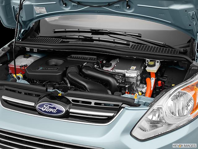 2014 Ford C-MAX Hybrid Engine