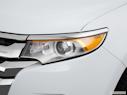 2014 Ford Edge Drivers Side Headlight