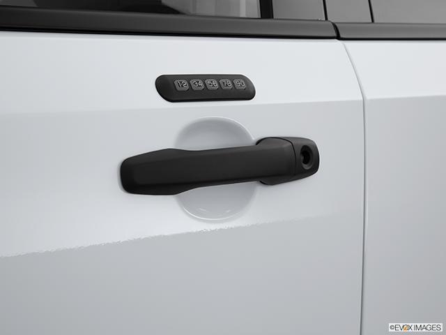 2014 Ford Edge Drivers Side Door handle