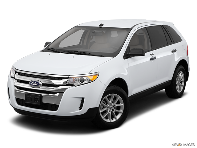 2014 Ford Edge Front angle view