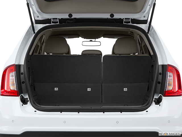 2014 Ford Edge Trunk open