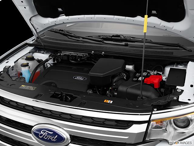 2014 Ford Edge Engine