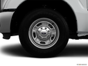 2014 Ford F-250 Super Duty Front Drivers side wheel at profile