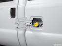 2014 Ford F-250 Super Duty Gas cap open