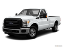 2014 Ford F-250 Super Duty Front angle medium view
