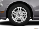 2014 Ford Mustang Front Drivers side wheel at profile
