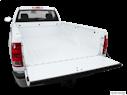 2014 GMC Sierra 2500HD Trunk open