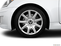 2014 Hyundai Equus Front Drivers side wheel at profile