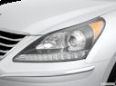 2014 Hyundai Equus Drivers Side Headlight