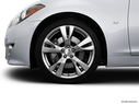 2014 INFINITI Q70 Front Drivers side wheel at profile