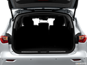 2014 INFINITI QX60 Trunk open
