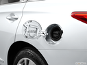 2014 INFINITI QX60 Gas cap open