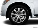 2014 INFINITI QX80 Front Drivers side wheel at profile