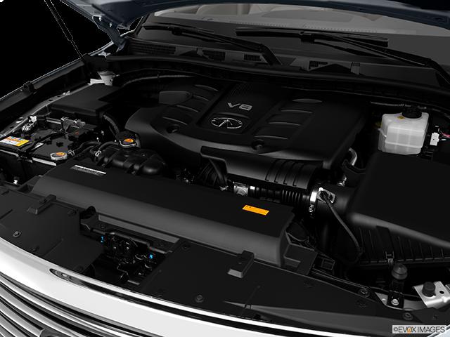 2014 INFINITI QX80 Engine