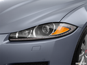 2014 Jaguar XF Drivers Side Headlight