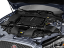 2014 Jaguar XF Engine
