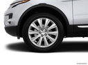 2014 Land Rover Range Rover Evoque Front Drivers side wheel at profile