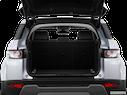2014 Land Rover Range Rover Evoque Trunk open