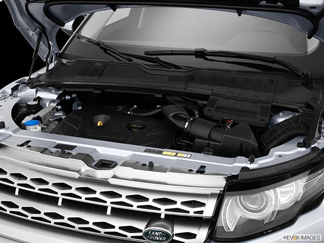2014 Land Rover Range Rover Evoque Engine