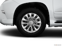 2014 Lexus GX 460 Front Drivers side wheel at profile
