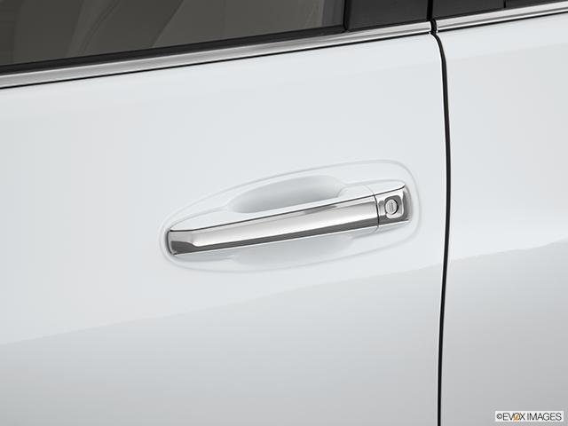 2014 Lexus GX 460 Drivers Side Door handle
