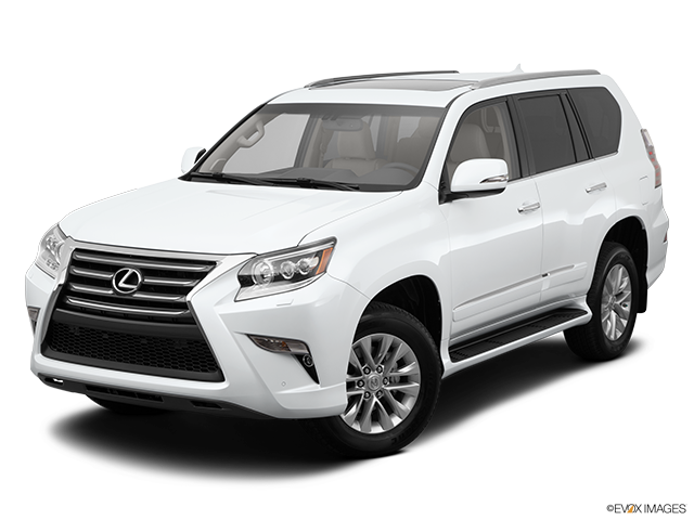 2014 Lexus GX 460 Front angle view