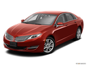 2014 Lincoln MKZ Front angle view