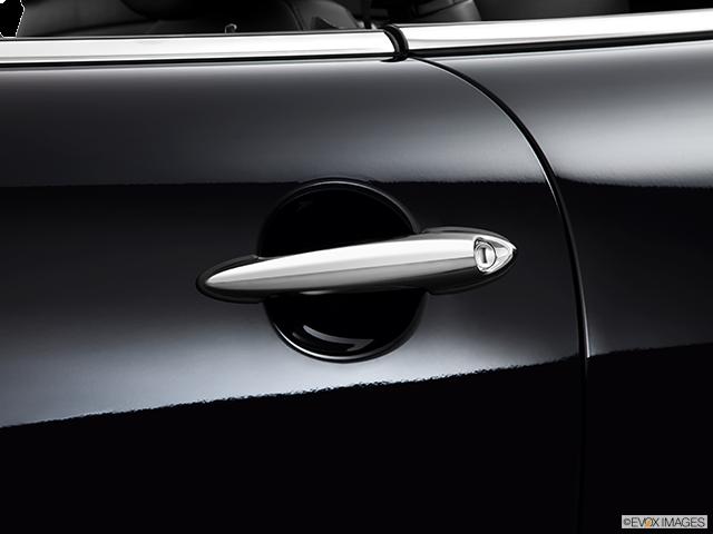 2014 MINI Roadster Drivers Side Door handle