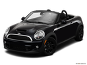 2014 MINI Roadster Front angle view