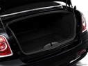 2014 MINI Roadster Trunk open