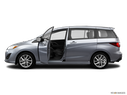 2014 Mazda Mazda5 Driver's side profile with drivers side door open