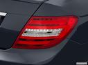 2014 Mercedes-Benz C-Class Passenger Side Taillight