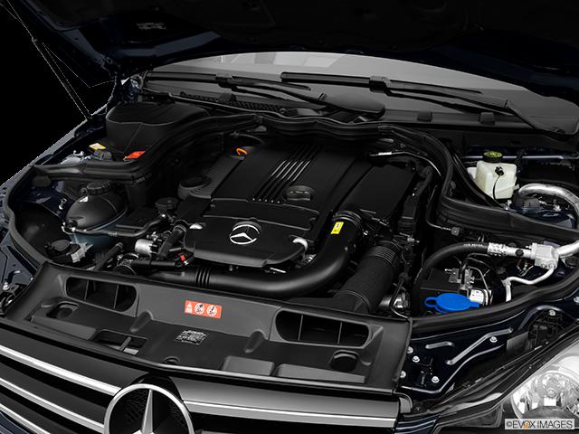 2014 Mercedes-Benz C-Class Engine